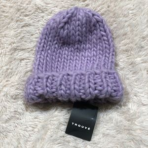 Trouve Chunky Knit Toque